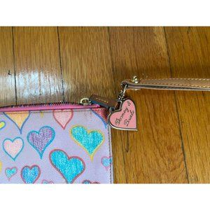 Dooney & Bourke Heart Wristle